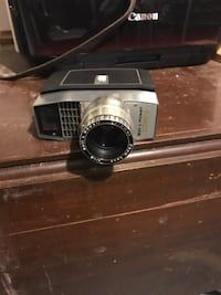 Bell and Howell movie camera with case Pasadena