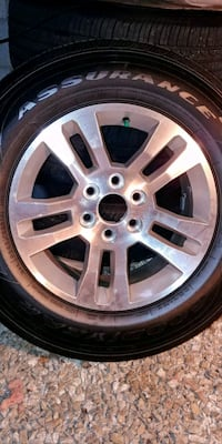 Chevy/GMC 6 lug wheels and tires Thurmont, 21788
