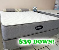 Luxury Firm Queen or King  Mattress