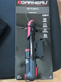 Garneau Mini Bike Pump  Toronto, M6M 2K6