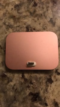 white and pink plastic case Ashburn, 20147