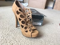 Selling heels. Size 9. Located at 79936, must pick up. Homestead Meadows, 79938