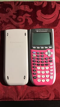 TI-84 plus silver edition Germantown, 20874