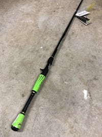 Lew's casting rod fishing pole