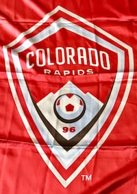 Colorado Rapids Flag  Littleton, 80120