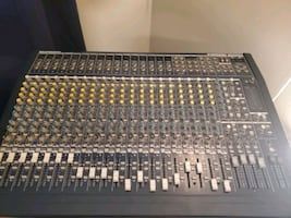 Behringer mixer and power supply  for sale