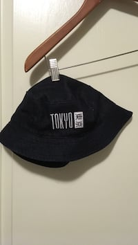 black and white Tokyo bucket hat Edmonton, T5A 4L8