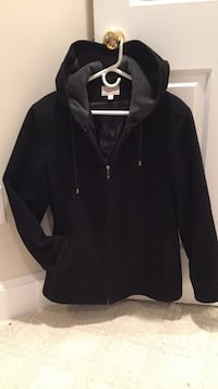Women's, size large, wool jacket. Very warm and comfortable. Lexington, 02420