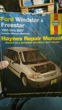 Haynes auto repair guide
