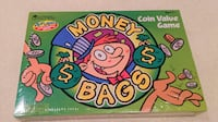 New MONEY BAGS GAME ~ EDUCATIONAL Coin Counting