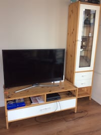 Tv stand and vertical cabinets Toronto, M2N