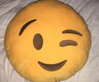 Emoji pillow Kitchener