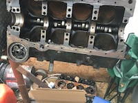 Chevy 350 blocks  two bolt main and four bolt main complete blocks  Epsom, 03234