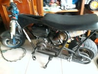 black and gray standard motorcycle Miami, 33142