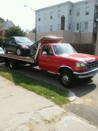 tow truck Ford - F-250 - 1993 Springfield