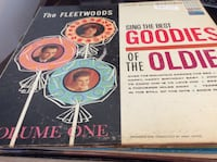 JUST REDUCED Vinyl Record The Fleetwoods Sing the Best Goodies of the Oldies Vol 1 Rockville