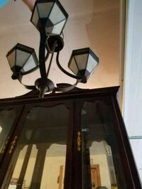 Chandelier, brass Colonial Heights, 23834