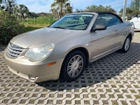 Chrysler - Sebring - 2009 convertible  Tampa, 33625