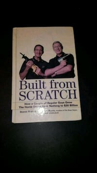 Built from scratch the story about Home Depot book Roswell, 30076