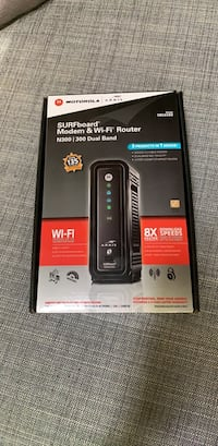 SURFboard modem & Wifi router Annandale, 22003
