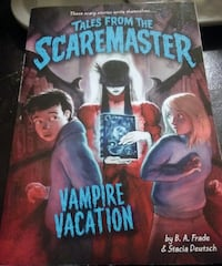 Tale's From The Scare Master Vampire Vacation. Victoria