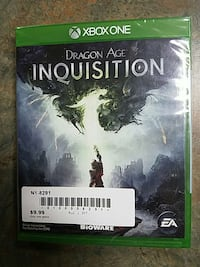 xbox one dragon age inquisition game St. George, 84770