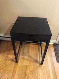 Wooden Table with storage drawer Côte-Saint-Luc, H4W 2E1