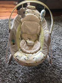 Infant bouncy seat Manchester, 03102