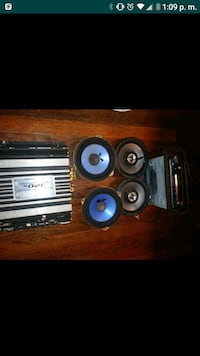black and gray car amplifier Chester
