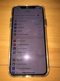 iPhone X 64G UNLOCKED Cambridge, N3C 3M2