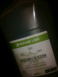 1 gallon VG (vegetable Glycerin) San Bernardino, 92404