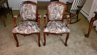 Pair of Antique Decorative Chairs Linwood, 19061
