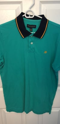 Areopostale Green polo shirt Bailey's Crossroads, 22041