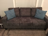 3 Piece couch set (grey) Surrey, V4N 0H7