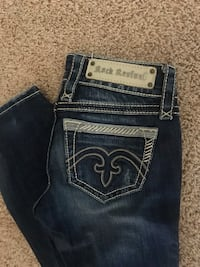 Womens Rock Revival Denim 25 Kelowna, V1W