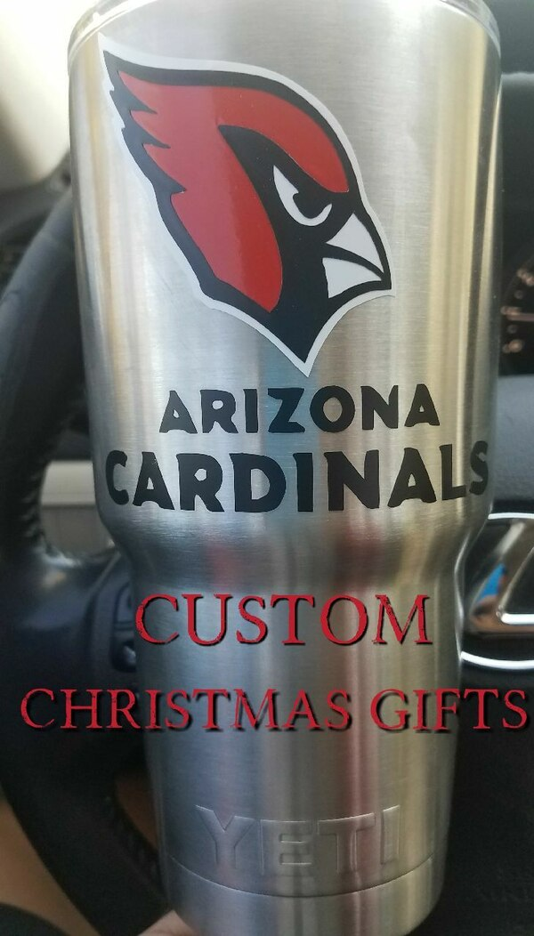 custom christmas gifts for him her rtic tumbler