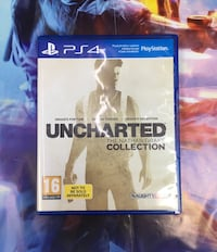PS4 UNCHARTED THE NATHAN DRAKE COLLECTION Meram, 42040