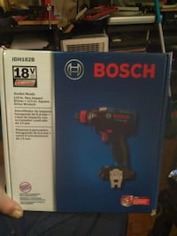 "Bosch 1/4"" hex impact driver & 1/2"" square drive  Mississauga, L5M"