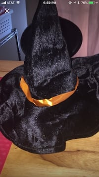 Build a bear workshop witches hat  Jacksonville, 32244