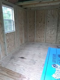 Shed with loft and windows brand new Glenwood, 30428
