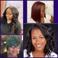 Hair styling St. Louis