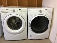 Whirlpool Duet Washer and Electric Dryer Tempe, 85283