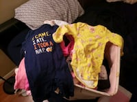 Assorted Baby Clothes Gaithersburg