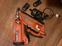 Paslode nailer two batteries and charger Surrey, V3T 3Y2