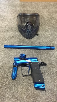 Dangerous power g5 with dye i4 mask
