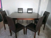 Table with 6 chair  Toronto, M1K 4P7