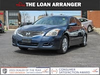2012 nissan altima with 117,073km and 100% approved financing Oshawa