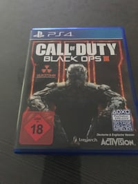 Call of Duty Black Ops III PS4 Spiel Fall Wuppertal, 42117