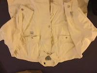 white long-sleeved button-up collared shirt North Highlands, 95660