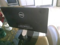 Dell computer monitor with charger